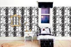 dupenny-silhouettewallpaper-in-situ