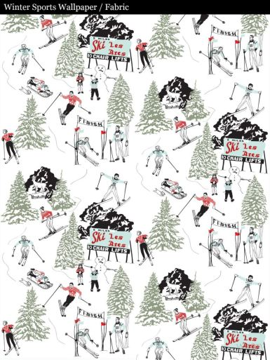 dupenny-winter-sports-wallpaper-fabric